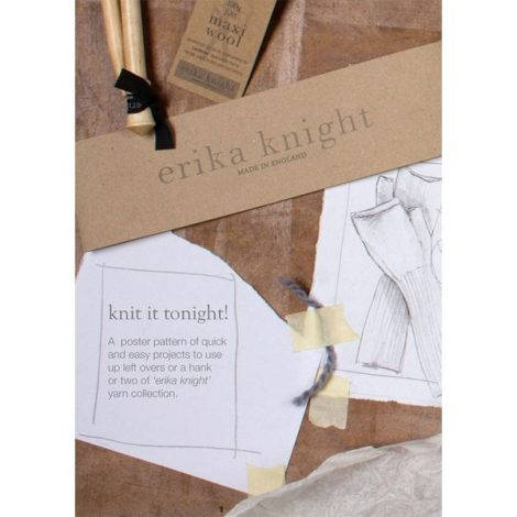 Erika Knight – Knit It Tonight