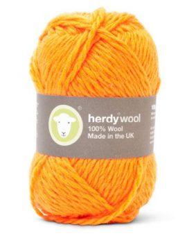 Herdywool Orange