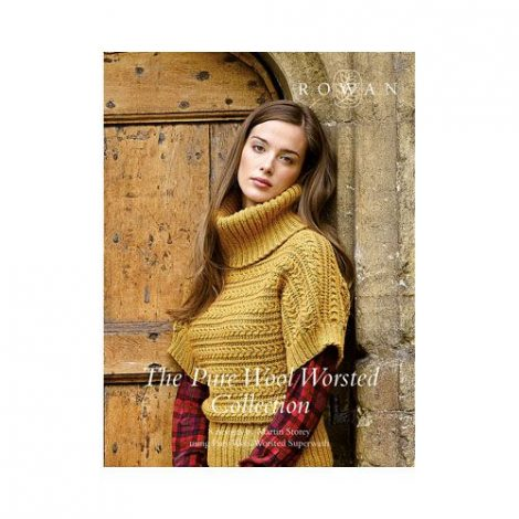 ZB152 Rowan Pure Wool Worsted Collection