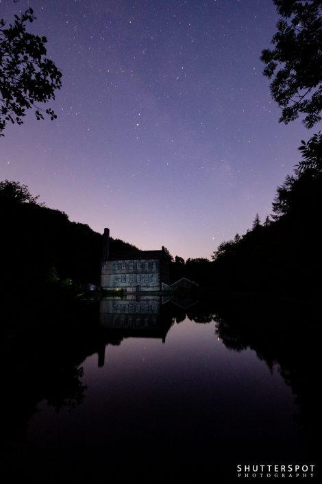 Gibson Mill Under The Stars