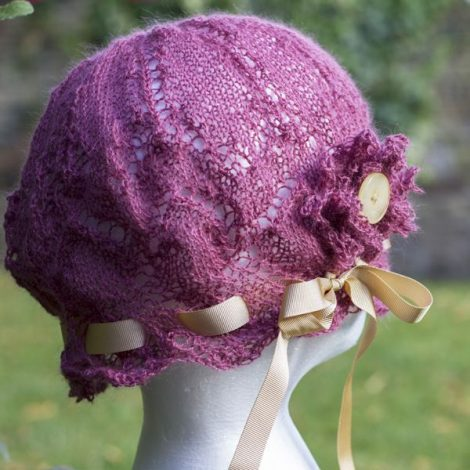 Baa Baa Brighouse Very Berry Hat