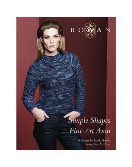 Rowan Simple Shapes Fine Art Aran
