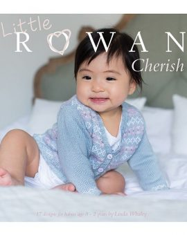 Little Rowan Cherish 4pp Cover