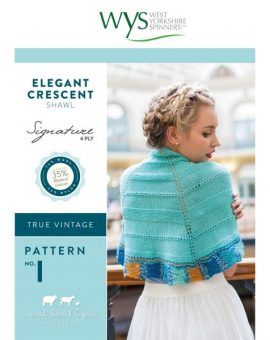 4Ply_No1_Elegant_Cresent_Shawl_Front Cover2-600x600