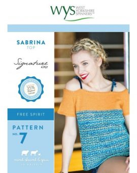 4Ply_No1_Sabrina_Top_Front Cover-600x600