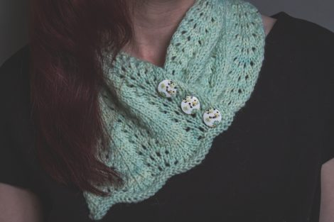Brew Cowl and Wristwarmers