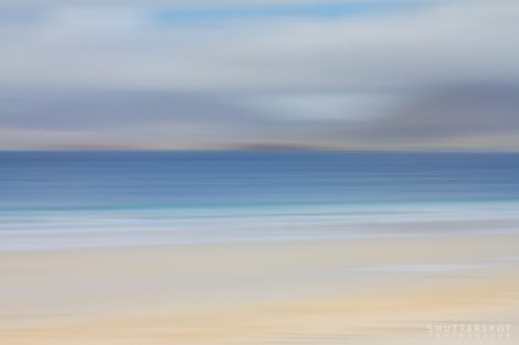 Colours of Luskentyre Beach