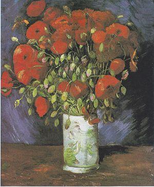 300px-Van_Gogh_-_Vase_mit_rotem_Klatschmohn
