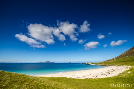 Traigh na Cleabhaig beach, Isle of Harris